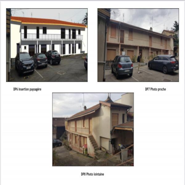 Offres de vente Duplex Saint-Priest 69800