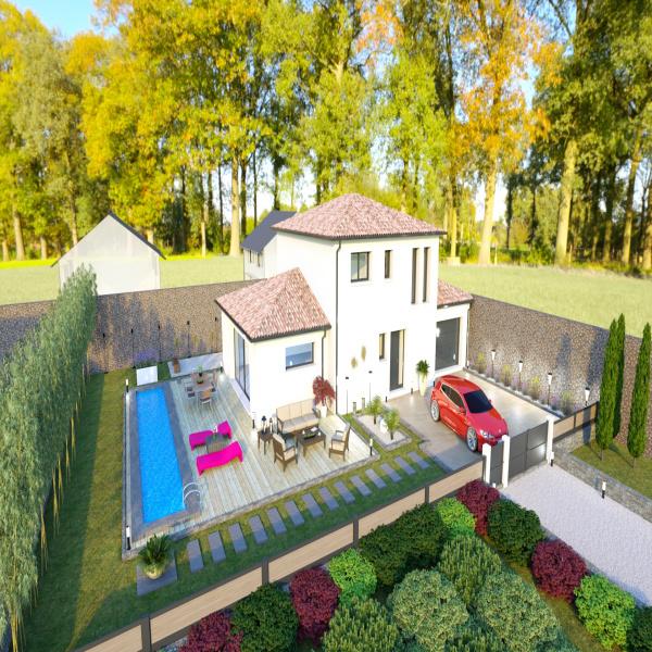 Offres de vente Maison Saint-Laurent-de-Mure 69720