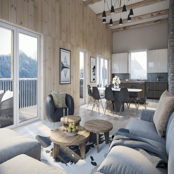 Offres de vente Duplex Chamonix-Mont-Blanc 74400