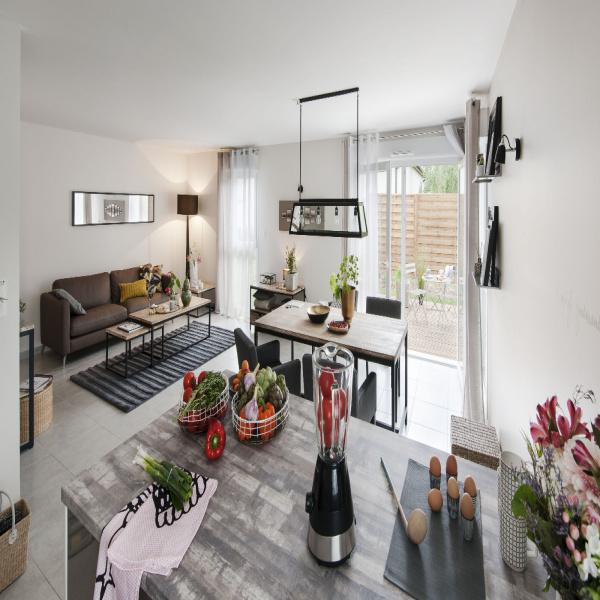 Offres de vente Duplex Ternay 69360