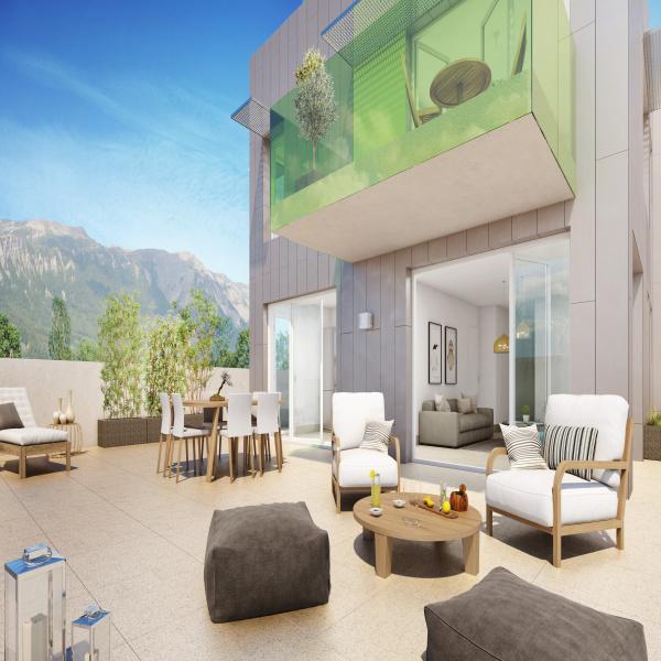 Offres de vente Appartement Grenoble 38000