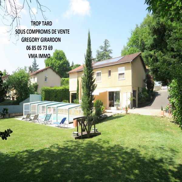 Offres de vente Maison Saint-Cyr-sur-le-Rhône 69560