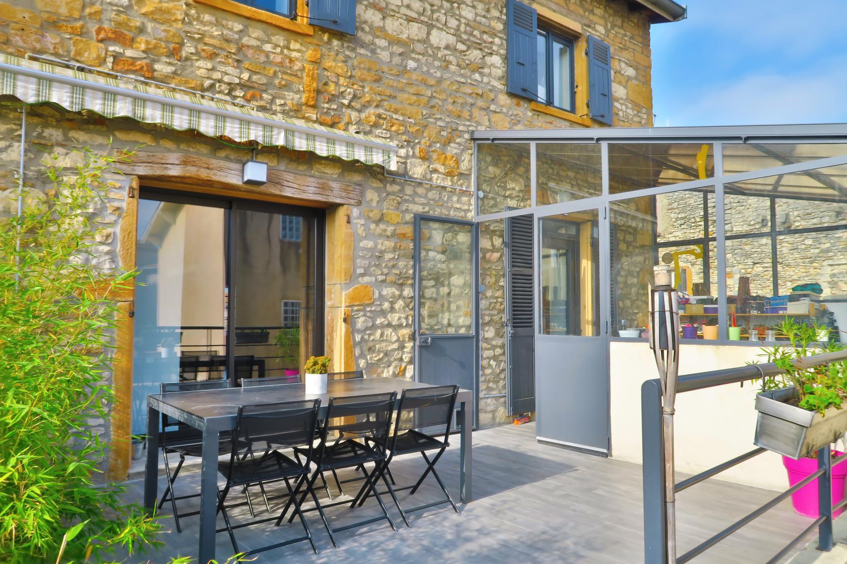 Offres de vente Maison Chazay-d'Azergues 69380