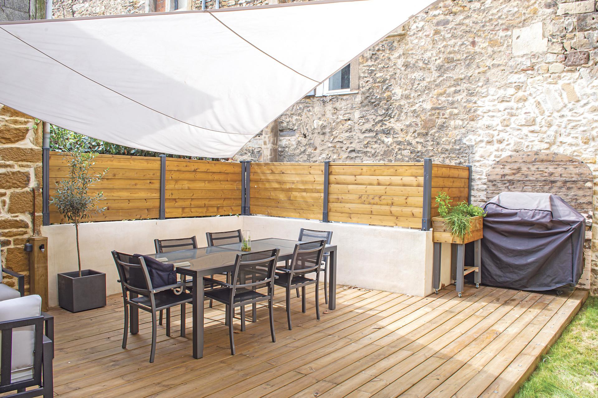 vente Maison de 140m2 avec terrasse de 45m2